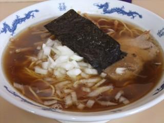 メンマラーメン?と思うほどのメンマ 獣系と節系がうまく合わさったスープで固めん