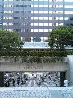 新宿アイランド・パティオ1
